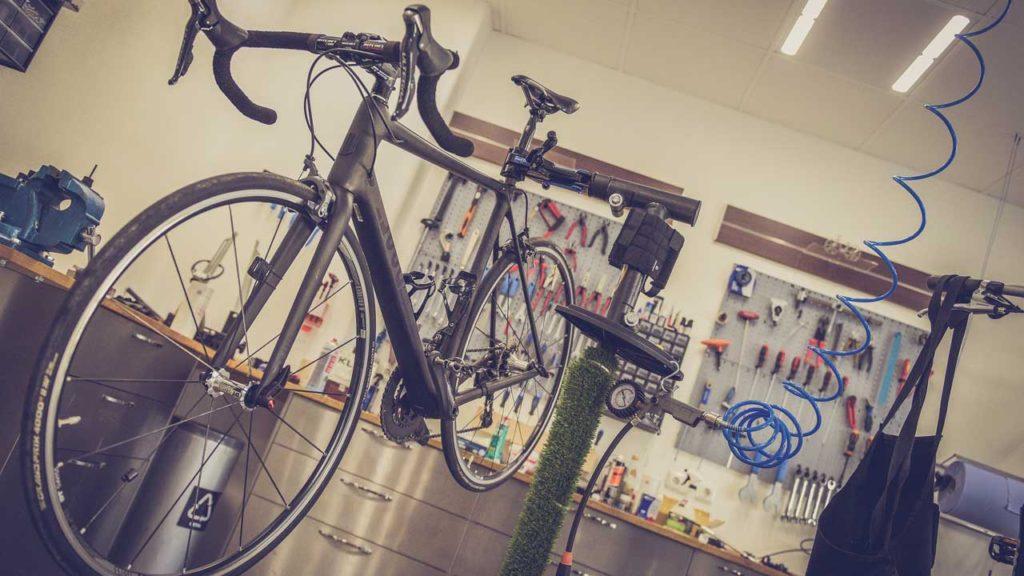 Fahrradwerkstatt Berlin im Fahrradladen Berlin
