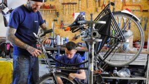 Fahrradwerkstatt Servicepaket online buchen - Werkstatttermin vereinbaren