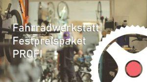 Festpreis Paket Profi - Fahrradwerkstatt Servicepaket