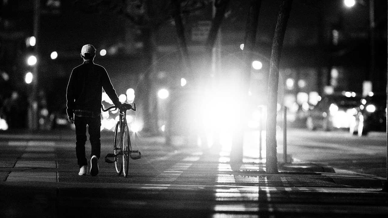 Fahrradlicht prüfen und reparieren lassem