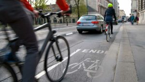 Fahrradsicherheit geht alle an