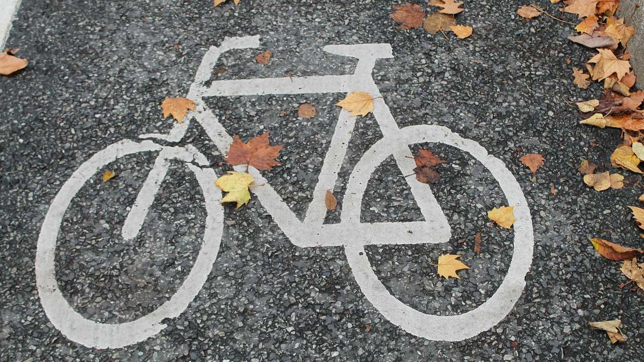 Sicher radeln - Fahrradsicherheit im Herbst und im Winter