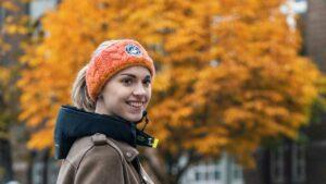 Hövding Airbag für Herbst und Winter
